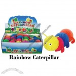 Rainbow Caterpillar Puffer Ball