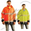 Rainwear Jacket - Hi Viz Yellow/Orange