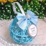 Rattan Ball Wedding Candy Box