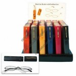 Reading Glasses 36pcs Display Stand with Case