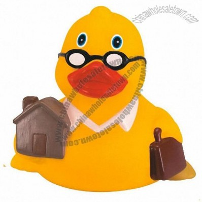 Real Estate Rubber Duck