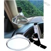 Rearview Mirror with Activities retractable bracket and piston base
