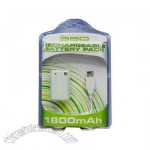 Rechargeable Battery Pack for xBox 360 Game Accessories