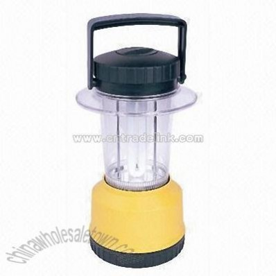 Rechargeable Camping Lantern with 7W Fluorescent Tube