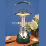 Rechargeable Camping Lantern with 9W Fluorescent Tube