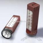 Rechargeable Emergency Flashlight