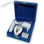 Rechargeable Lady Epilator / Shaver Set