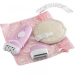 Rechargeable Lady Epilator