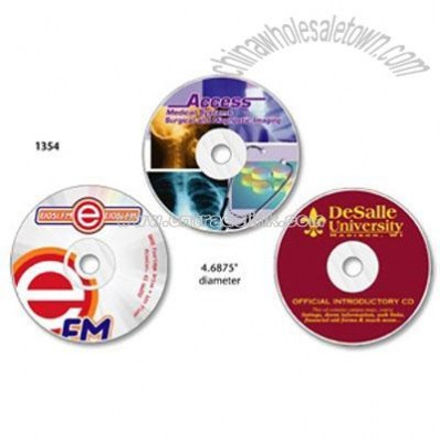 Recordable CD - Standard Size