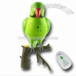 Recordable Parrot Wireless Doorbell