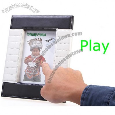 Recording and Talking Photo Frame
