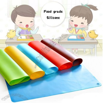 Rectangle Silicone Table Mats