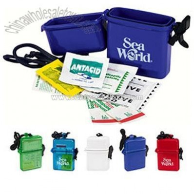 Rectangle Tote First Aid Kit
