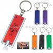 Rectangular LED Light Key Chain