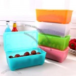Rectangular multi-purpose Food Storage Box with Lid