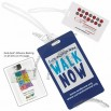 Recycled Kwik Seal Luggage Tag