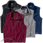 Recycled Synchilla Printed Fleece Vest for Men's