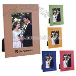 Recycled paper photo frame