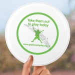 Recycling Frisbee - Medium