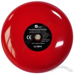 Red 6 inch Electric Alarm Bells