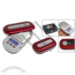 Red Box Pocket Electronic LCD Weight Scale