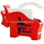 Red Bull Memo Multifunction Name Card Holder