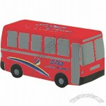 Red Bus Stress Ball Shape
