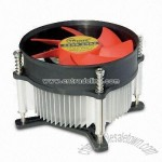 Red CPU Coolers