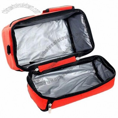 Red Cooler Bags for Picnic