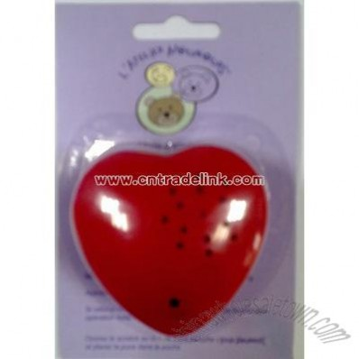 Red Heart Voice Recorder