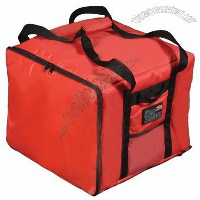 Red Medium Professional Delivery Bag