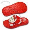 Red Pig Children's Slippers