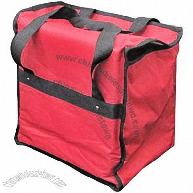 Red Sandwich Delivery Bag - Hot or Cold