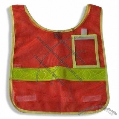 Reflective Safety Vest with High Visibility(1)