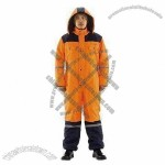 Reflective Safety Winter Overall