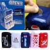 Refrigerater Stationery Writing Case with Coin bank
