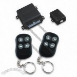 Remote Car Alarm System with Auto Rearming and Defective Zone Bypass