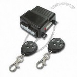 Remote Car Alarm System with Digital Pin Code and Turbo Time Mode