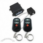 Remote Car Alarm System with Turbo Time Mode and Door Switch Arming Delay