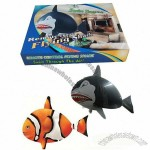 Remote Control Air Swimmers Toys Set