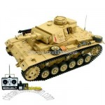 Remote Control Battle Tank