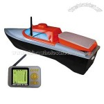 Remote Control Fishing Boat / Fish Finder