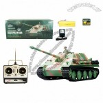 Remote Radio Control Tank - R/C 1: 16 Wireless Tank