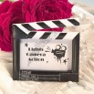 Resin Clapboard Style Place card Frame