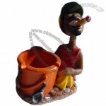 Resin Crafts Jamaican Ashtray