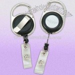 Retractable Badge Reels with 360? Swivel Clip back