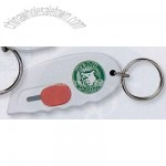 Retractable Blade Key Holder/ Cutter