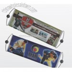Retractable Hand Held Scroll Banner W/ Handles