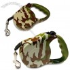 Retractable Pet Leash with Camouflage Color