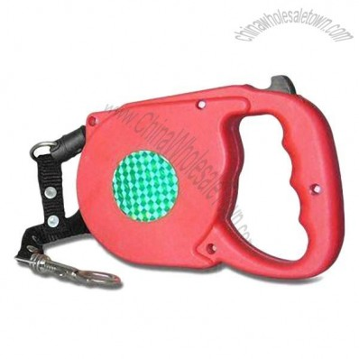 Retractable Pet Leash with Hand-shaped Grip
